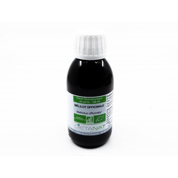 Dietanat Mélilot bio - 125ml Teinture mère bio