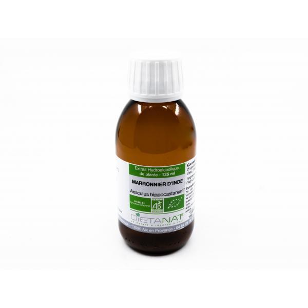 Dietanat Marron d'inde bio - 125ml Teinture mère bio