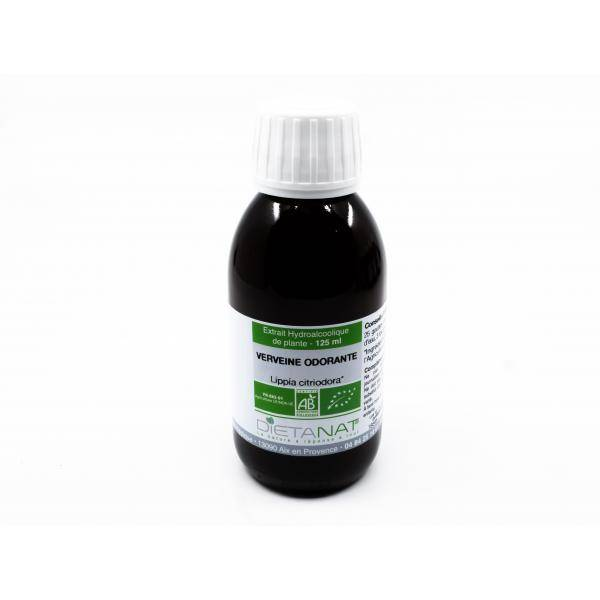 Dietanat Verveine odorante bio - 125ml Teinture mère bio