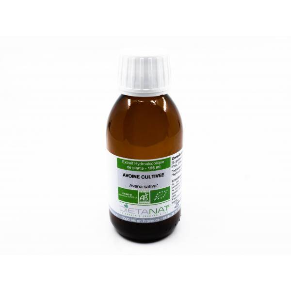 Dietanat Avena Sativa bio - 125ml Teinture mère bio