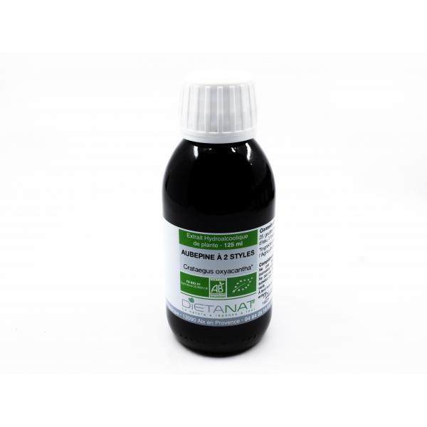 Dietanat Aubépine bio - 125ml Teinture mère bio