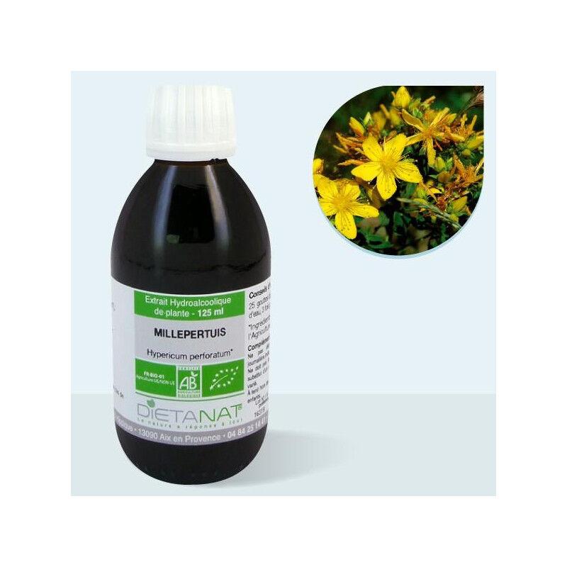 Dietanat Millepertuis bio - 125ml Teinture mère bio