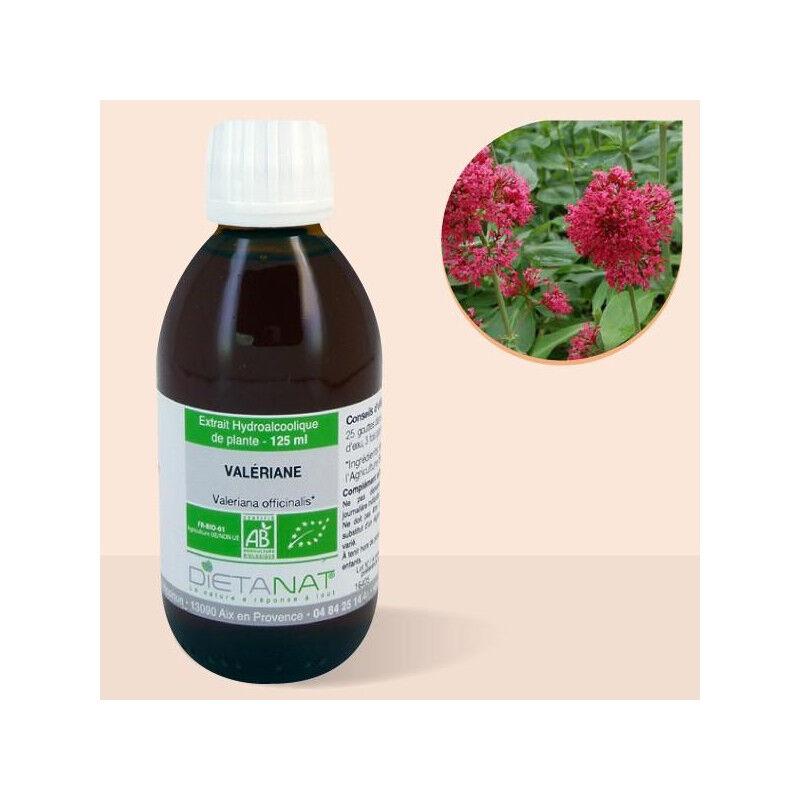 Dietanat Valériane bio - 125ml Teinture mère bio