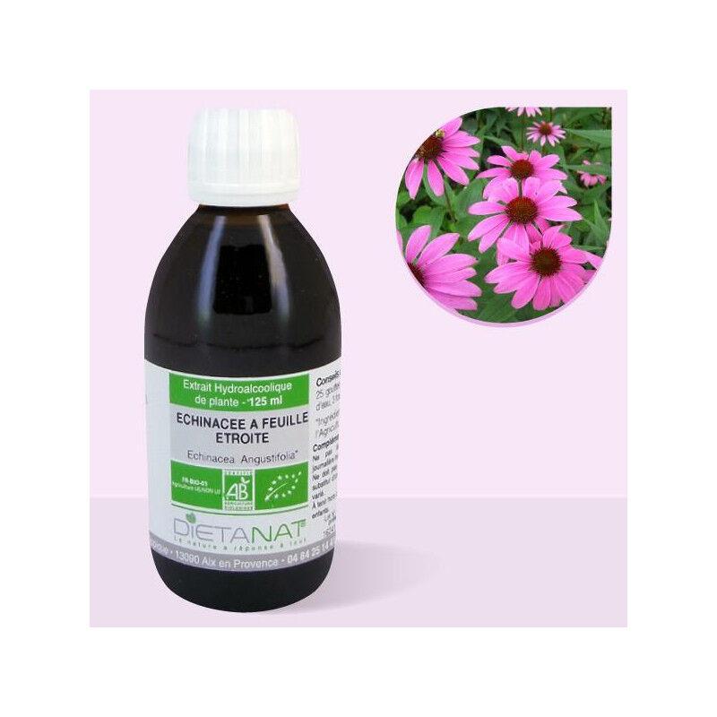 Dietanat Echinacea Angustifolia bio - 125ml Teinture mère bio