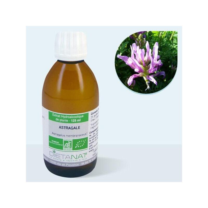 Dietanat Astragale bio - 125ml Teinture mère bio