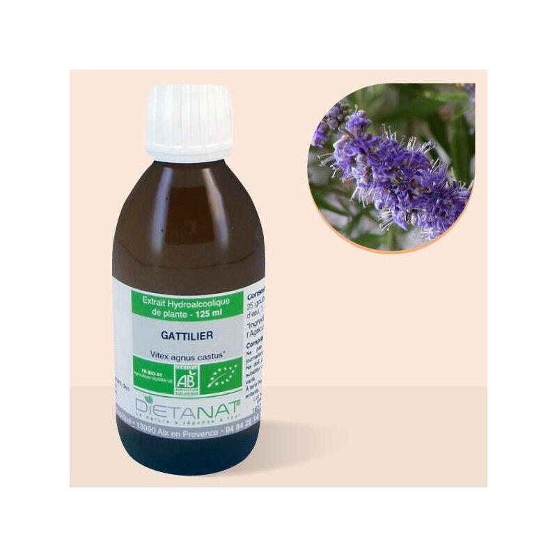 Dietanat Gattilier bio - 125ml Teinture mère bio