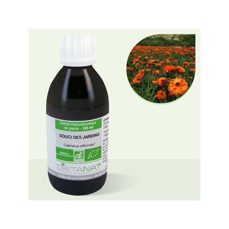 Dietanat Calendula Souci bio - 125ml Teinture mère bio
