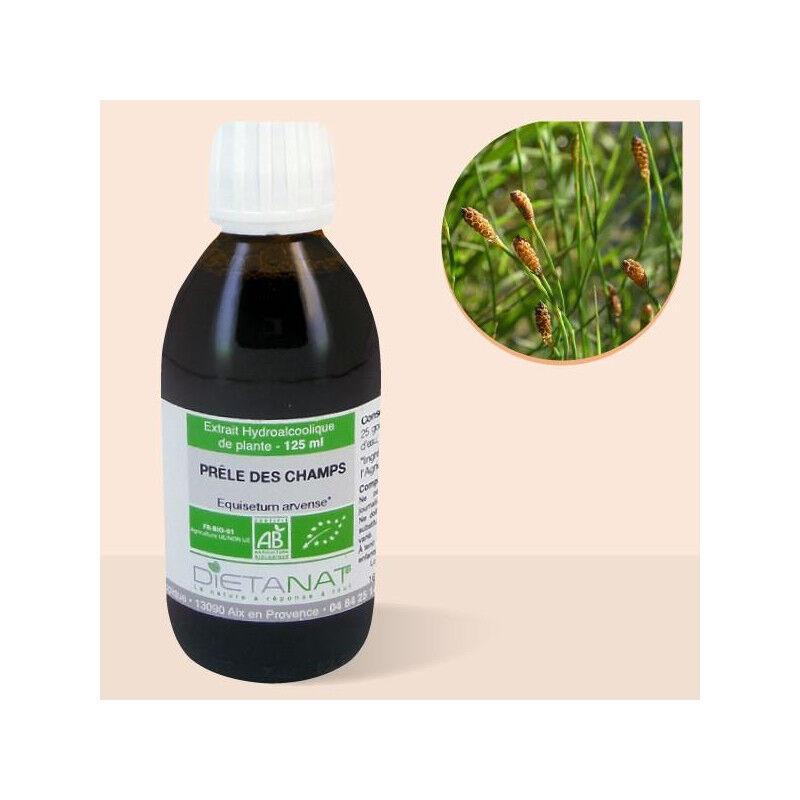Dietanat Prêle des champs bio - 250ml Extrait de plantes fraiches bio