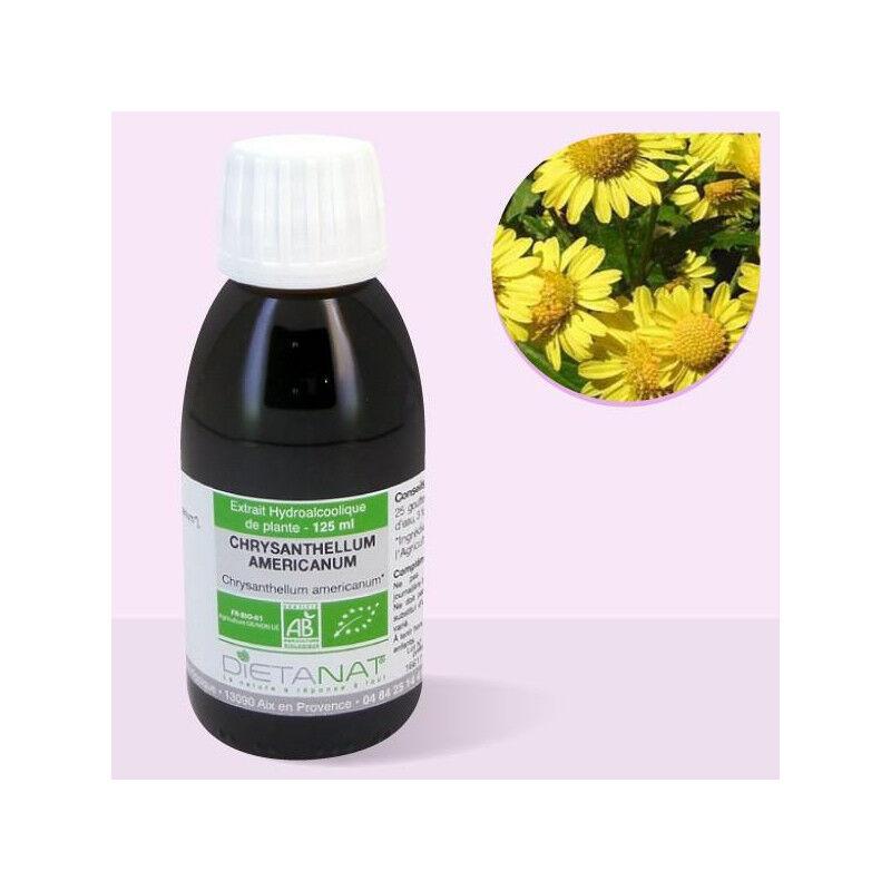 Dietanat Chrysanthellum Americanum bio - 125ml Teinture mère