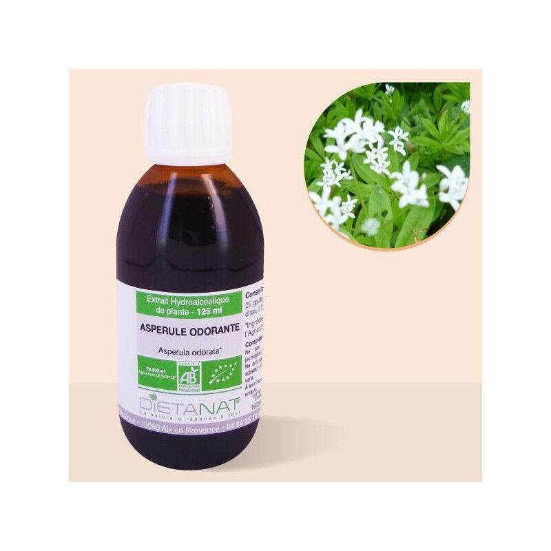 Dietanat Aspérule Odorante bio - 125ml Teinture mère bio