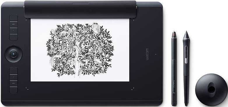 Wacom Tablette Graphique INTUOS Pro Paper Edition Medium