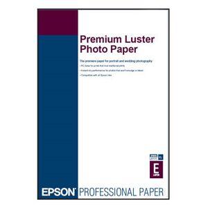 Epson Papier Photo Premium 260g A2 25 Feuilles Lustré - Publicité
