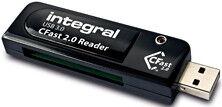 INTEGRAL Lecteur de Cartes USB 3...