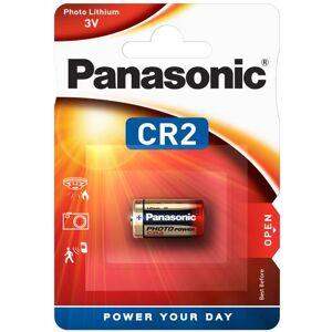 Panasonic Pile Photo Power CR2 - Publicité