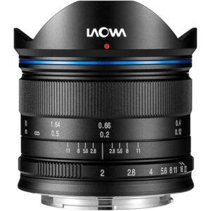 LAOWA 7.5mm f/2 MFT Standard Noir - Publicité