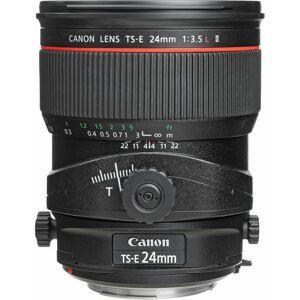 Canon 24mm TS-E f/3.5 L II - Publicité