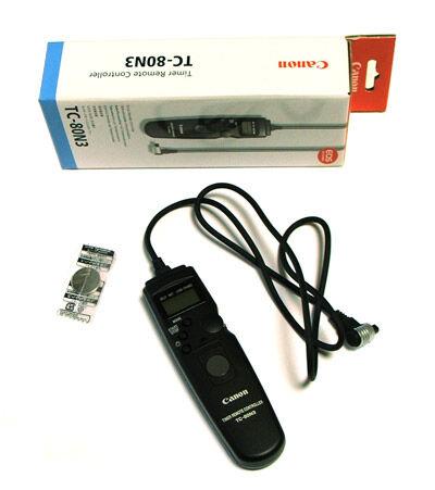 Canon Télécommande TC 80 N3