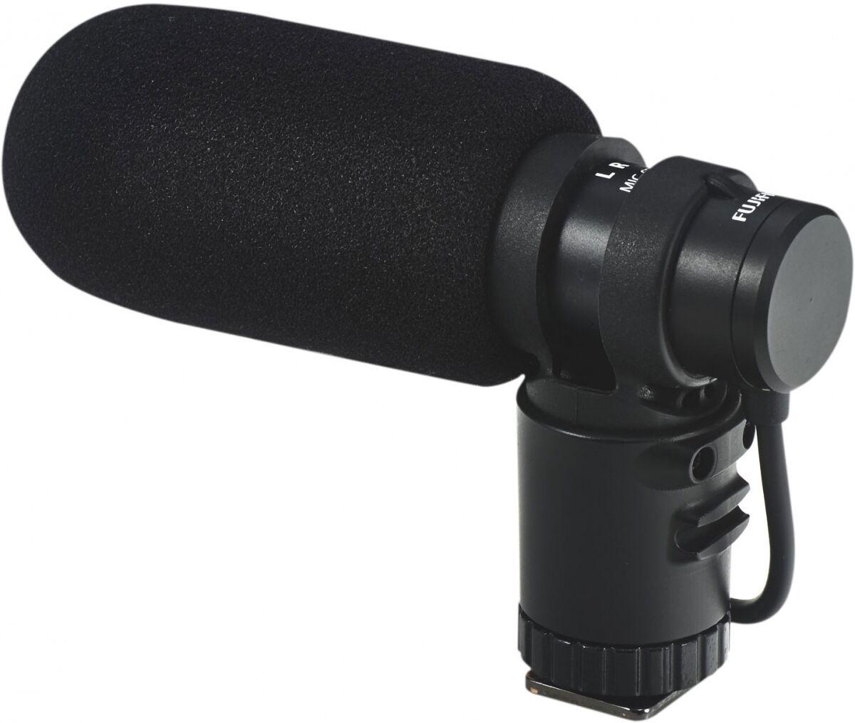 Fujifilm Microphone MIC-ST1 Stéréo (XE1/XE2/XS1/X100S/X20/HS50)