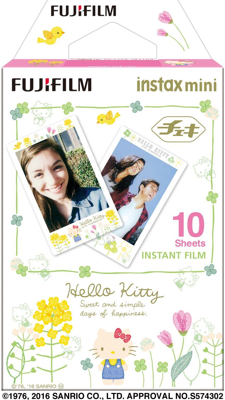 Fujifilm Instax Mini Hello Kitty 3 ( 10 Poses)
