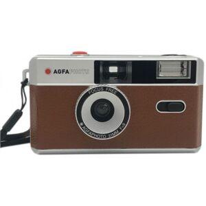 AGFAPHOTO Appareil Photo Argentique Réutilisable 35mm Marron - Publicité