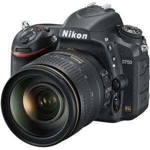 Nikon D750 + 24-120 mm f/4 AF-S VR G ED - Publicité