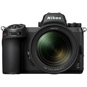Nikon Hybride Z6 II + 24-70 + Bague d'adaptation FTZ AF - Publicité