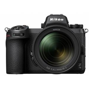 Nikon Hybride Z7 II + 24-70mm f/4 S - Publicité
