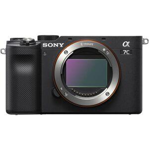 Sony Alpha 7C Boitier Nu Noir - Publicité