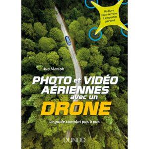 DUNOD Photo et Vidéo avec un Drone - Publicité