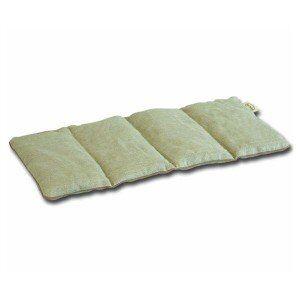 Mille Oreillers Bouillotte en lin et graines de lin 40x20cm