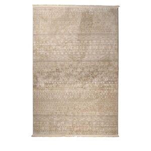 Dutchbone Shisha Forest - Tapis de salon persan - Couleur - Beige, Dimensions - 200X295