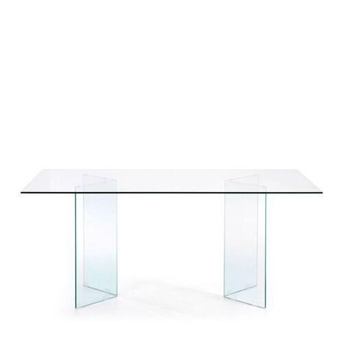 Burano - Table à manger en verre...