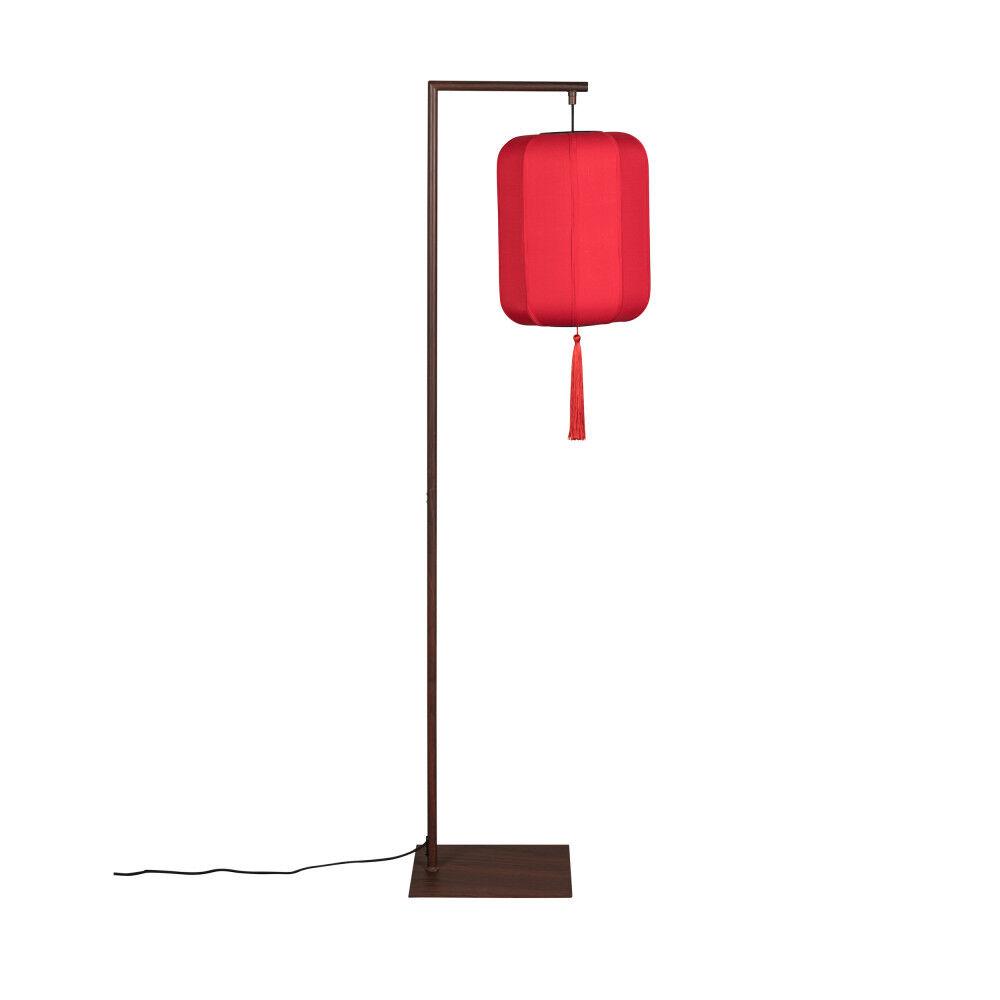 Dutchbone Suoni - Lampadaire style lanterne japonaise