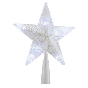 Blachere illumination Cimier étoile LED avec 3 LED Flash
