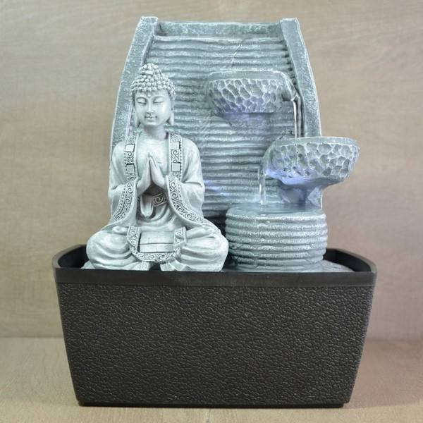 Zen Light Fontaine Feng Shui Sagesse