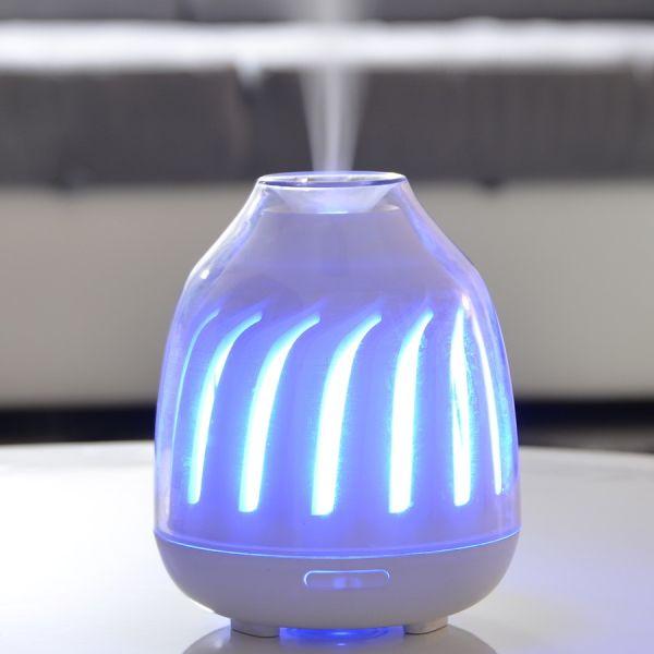 Zen Light Diffuseur huiles essentielles ROTOR ultrasonic