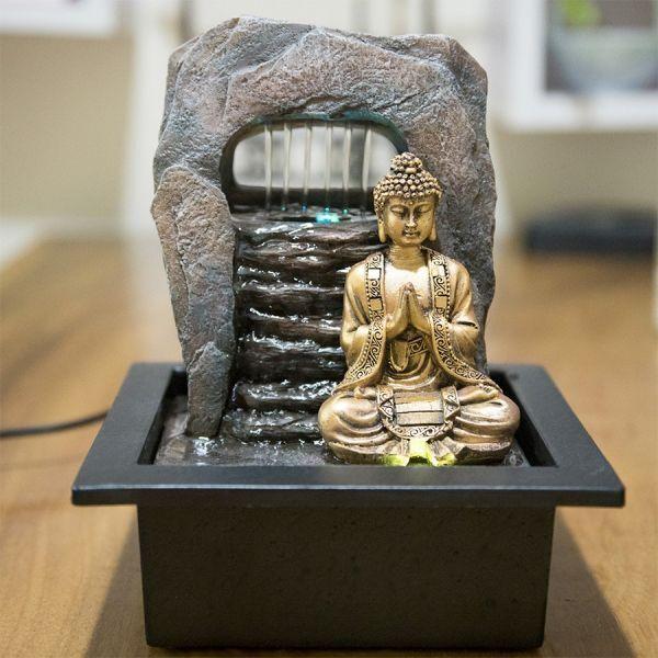 Zen Light Fontaine zen DAO