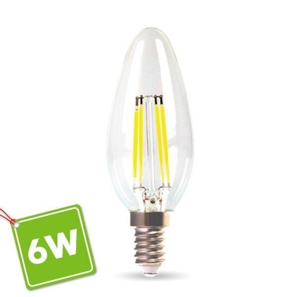 ARUM LIGHTING Ampoule LED E14 6W Eq 60W Filament