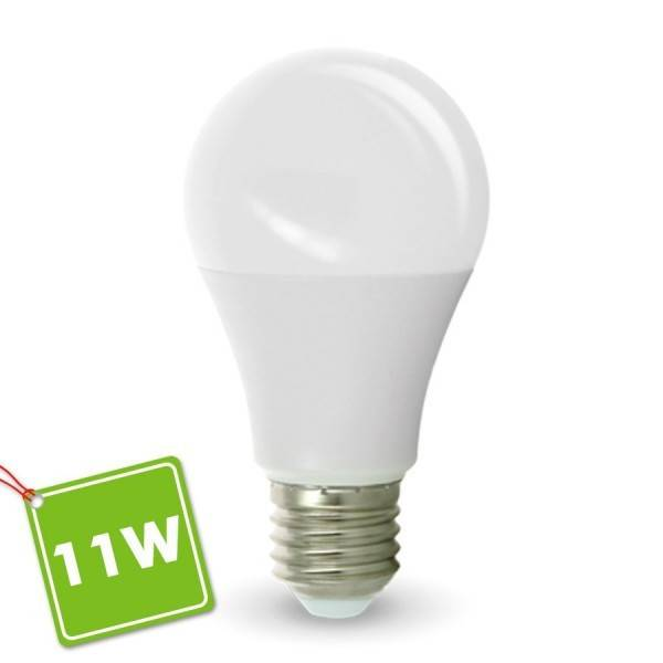 ARUM LIGHTING Ampoule LED E27 11W  1055Lm Eq 90W (Température de Couleur : Blanc chaud 2700K)