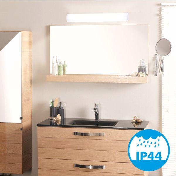 AREV Réglette applique salle de bain LED 8W 900Lm