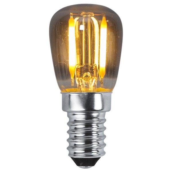 STAR Ampoule LED E14 ST26 Smoke