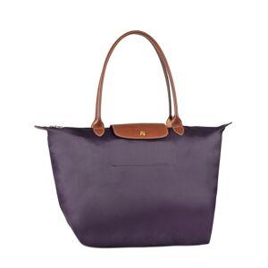 LONGCHAMP Sac Shopping L Le Pliage Longchamp Rouge - Publicité