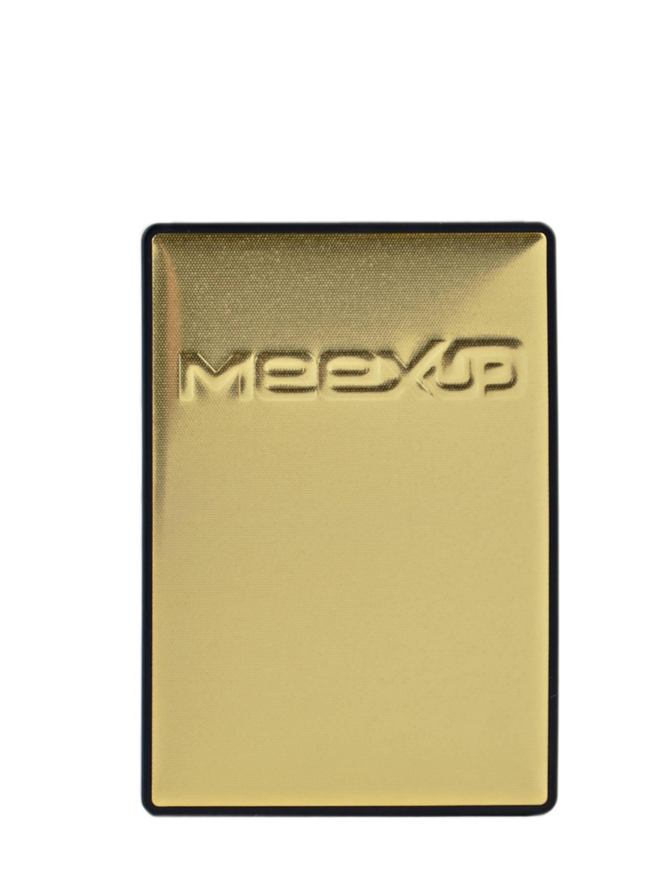 MEEXUP Porte-cartes 6 Cartes Meexup Or