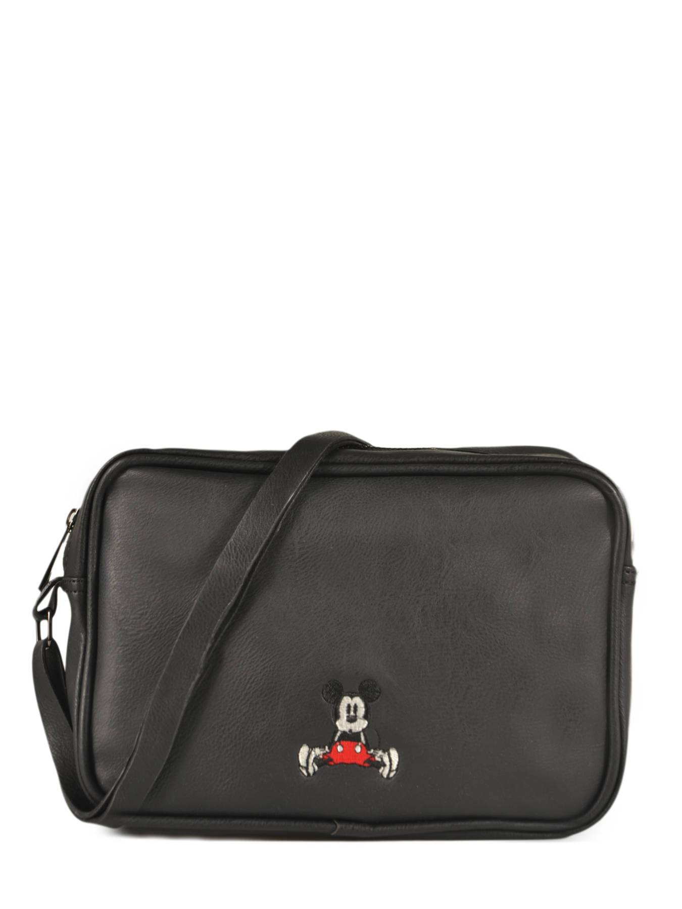 MICKEY Sac Bandoulière Forever Famous Mickey Noir