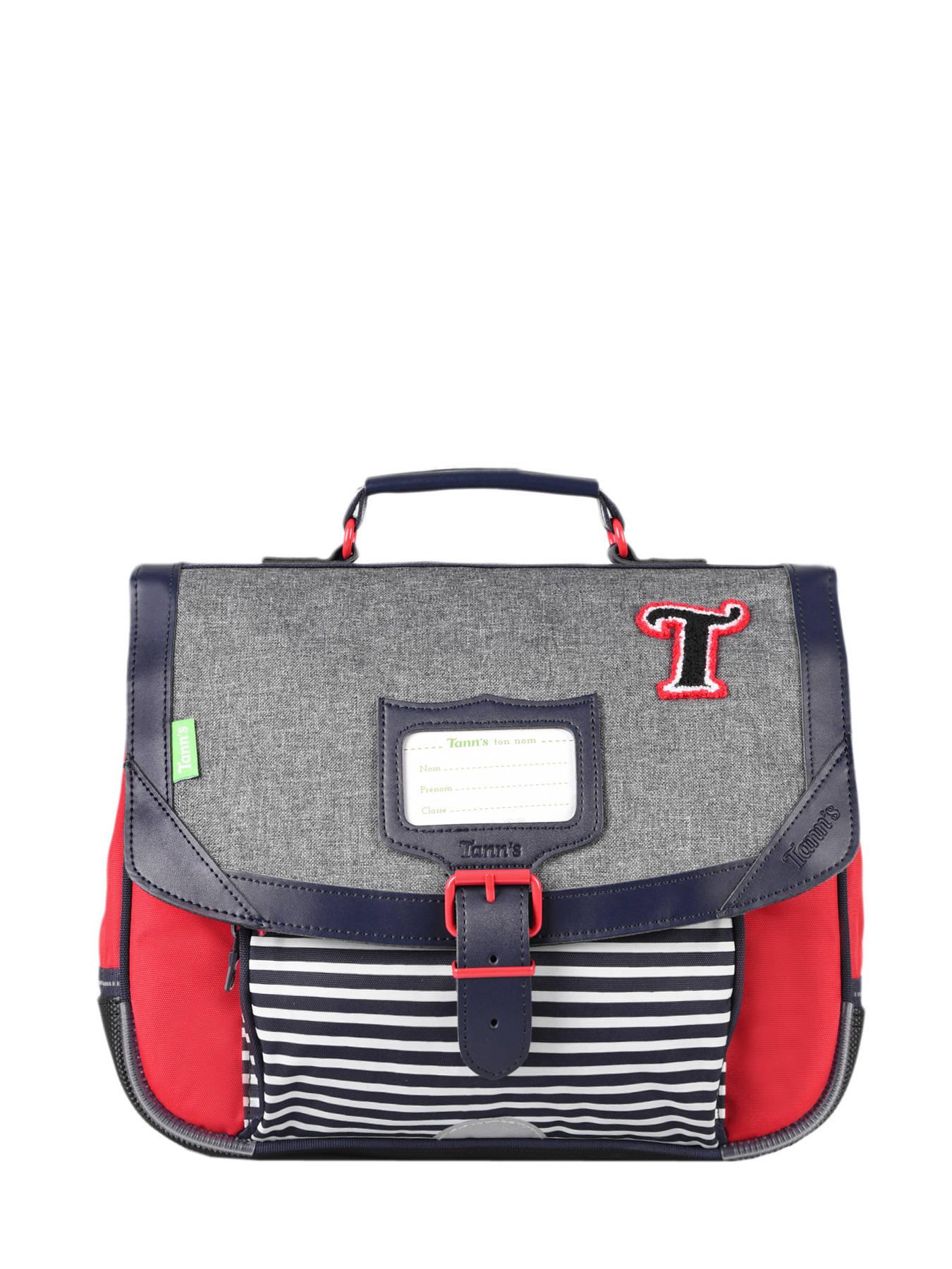 TANN'S Cartable 1 Compartiment Tann's Multicolore