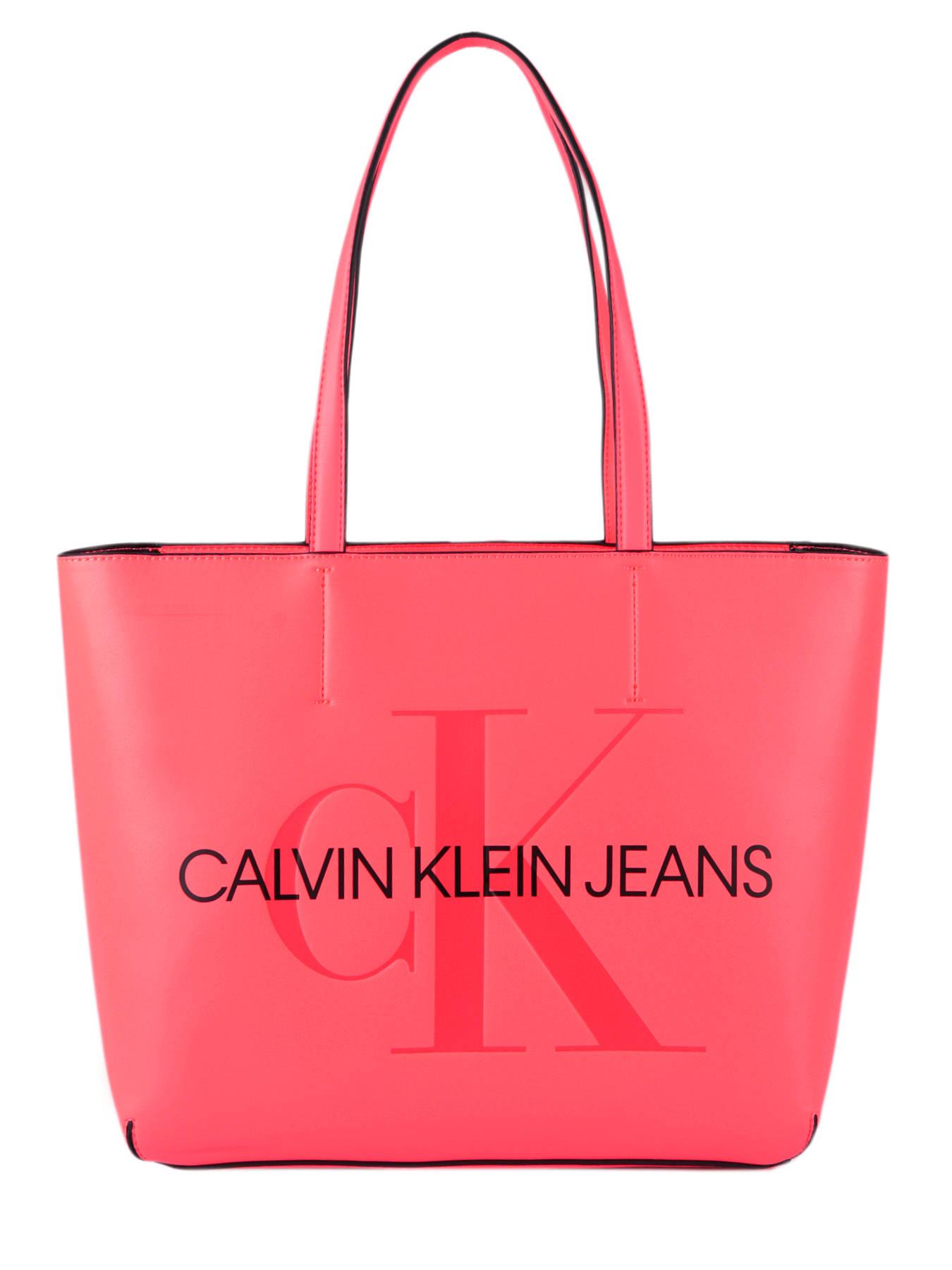 CALVIN KLEIN JEANS Sac Cabas A4 Denim Calvin Klein Jeans