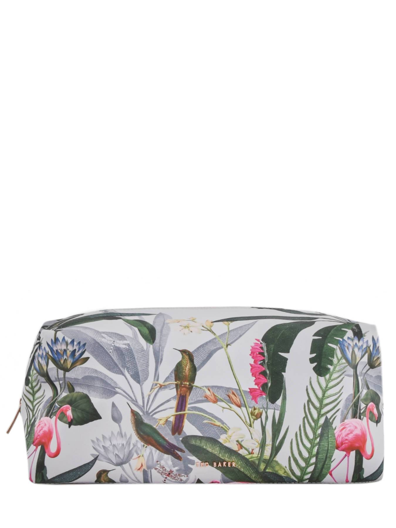TED BAKER Trousse Cosmétique Iconic Ted Baker Gris