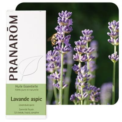Pranarom Lavande aspic huile essentielle, 10 ml