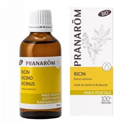Pranarom Huile végétale de Ricin bio, 50 ml