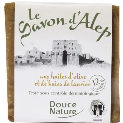 Douce Nature Savon d'Alep, 200 gr +/- 10%